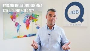 Parlare della concorrenza con il cliente: si o no?