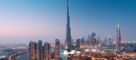 In viaggio verso Dubai