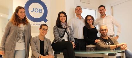 Nuova organizzazione in QJOB