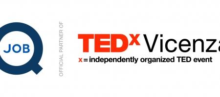 QJOB è partner di TEDxVicenza 2017