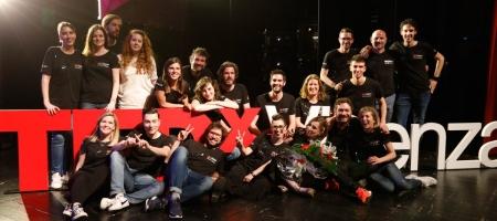Grande spettacolo al TEDxVicenza Vis-à-vision 2017